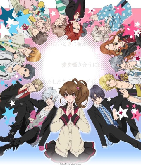 Brothers Conflict Anime Blog Post