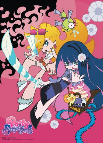 Panty and Stocking Blog Post