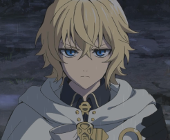 Seraph of the End Mika