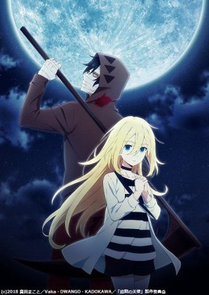 Angels of Death Anime Summer 2018 Blog Post