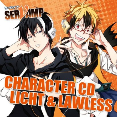 Lawless and Licht Character Song Post