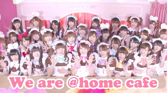 Maid Cafe Blog Post