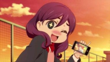 Serinuma Kae from Kiss Him Not Me
