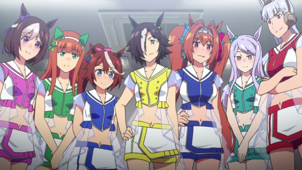 Uma Musume Anime Review
