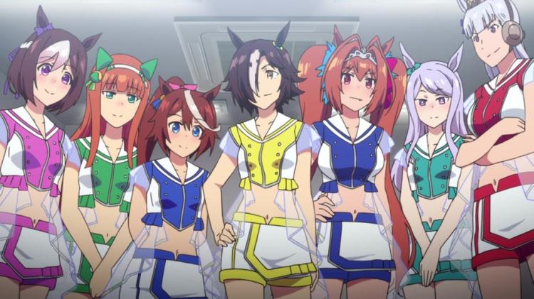 Uma Musume Anime Review