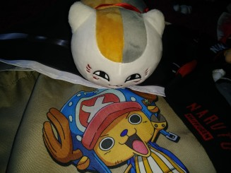 Anime plushie