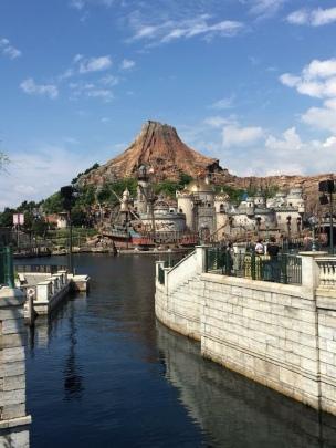 Tokyo Disney Sea Blog Post