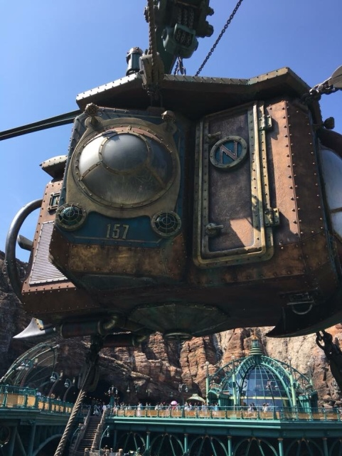 20,000 Leagues Under the Sea Ride