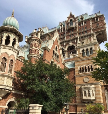 Tower of Terror Tokyo Disney