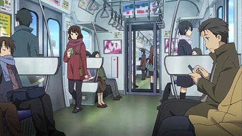 Anime train