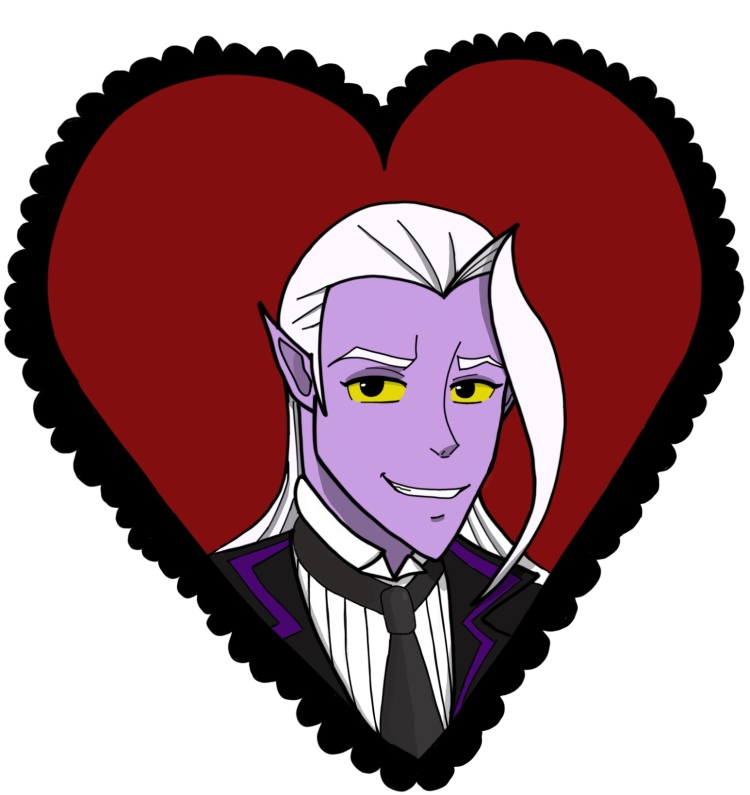 Lotor from Voltron