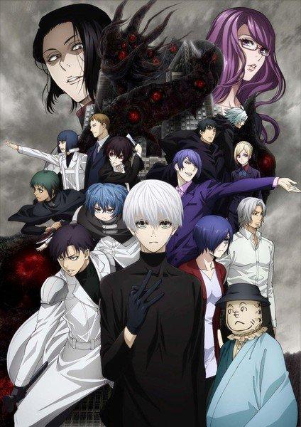 Tokyo Ghoul;Re Season 2