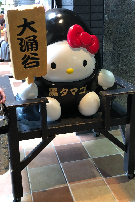 hello kitty Hakone