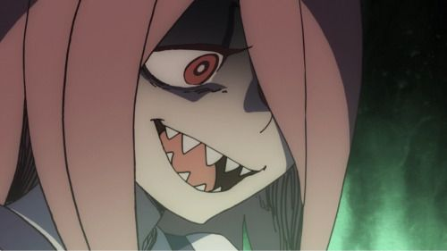 Sucy from Little Witch Academia