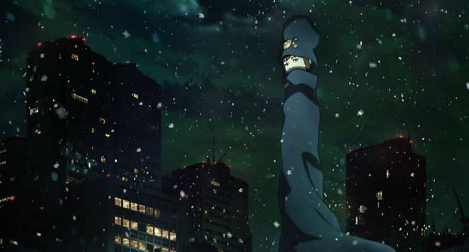 Boogiepop Phantom anime