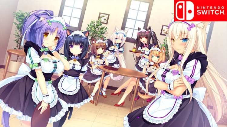 NekoPara Switch First Impressions