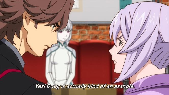double decker doug and kirill anime review