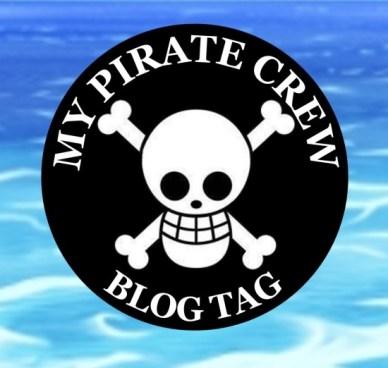My Pirate Crew blog tag