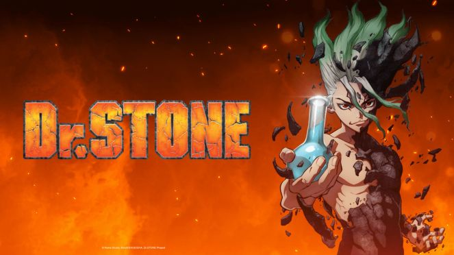 Dr Stone anime