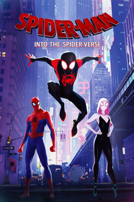 Spider man into the spider verse film