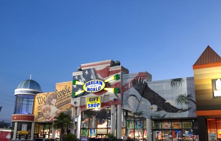 Bargain World in Florida, USA