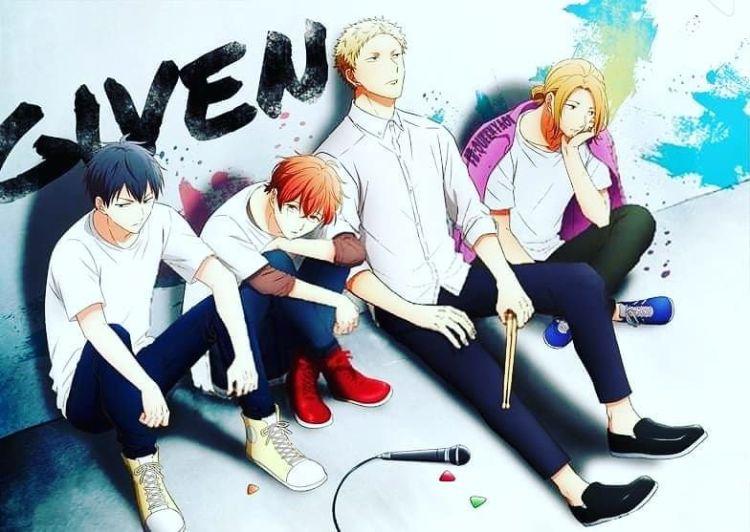 Given anime.jpg
