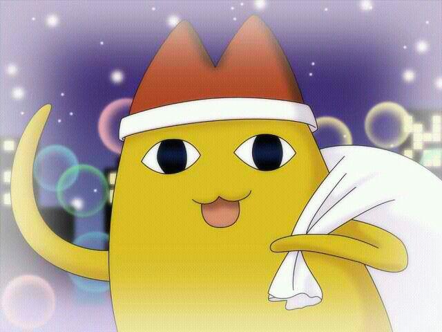 Nichijou Christmas